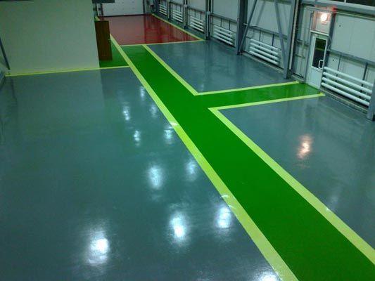 полімерні покриття для підлоги