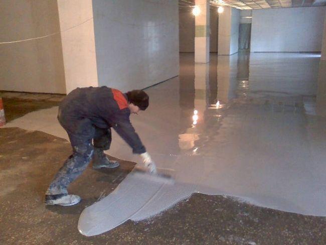 полімерне покриття підлоги