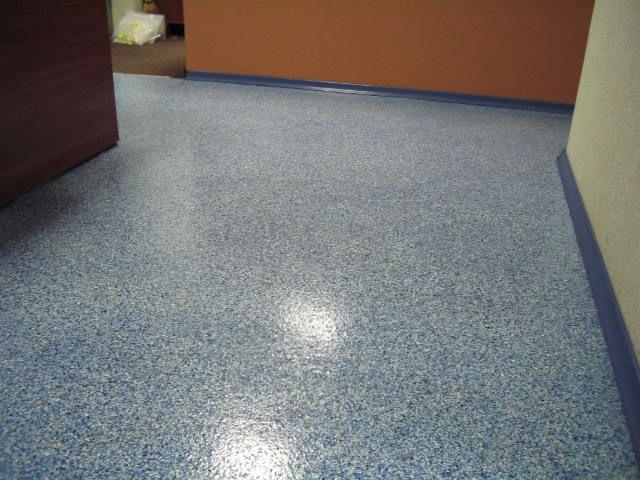 полімерне покриття для підлоги