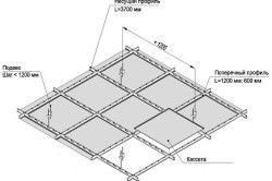 Схема монтажу пінопласту плитки