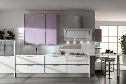 Приклад кухні в стилі мінімалізму