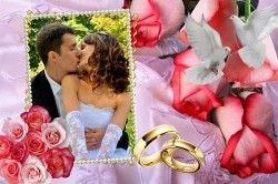 Весільне фото - талісман любовного сектора.