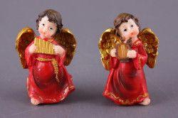Картинки і статуетки ангелів - талісман зони подорожей і помічників.