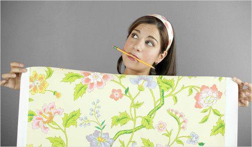 Фото - Як швидко і правильно клеїти широкі шпалери?