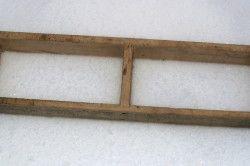 Форма для виготовлення гіпсових цегли