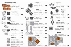 форми плитки