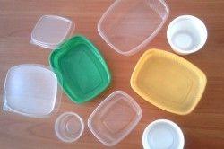 Пластикові контейнери для продуктів