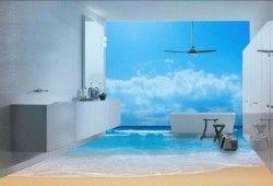 Фото - Як робляться наливні підлоги в квартирі?
