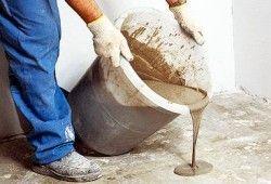 як робляться наливні підлоги