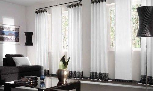 Фото - Як для кімнати правильно підібрати штори?