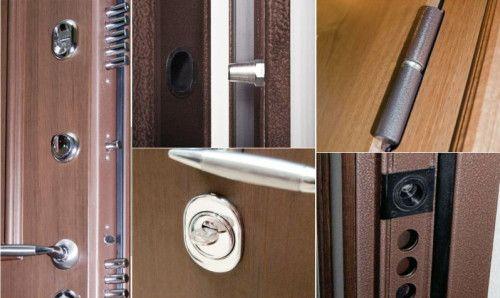 Фото - Як грамотно вибрати вхідні металеві двері?