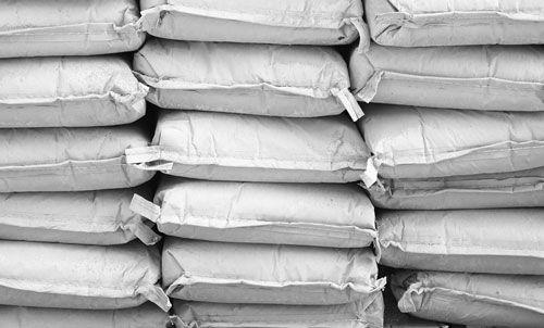 Фото - Як зберігати цемент в мішках?