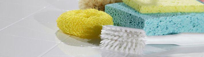 Фото - Як і чим краще почистити кахельну плитку у ванній