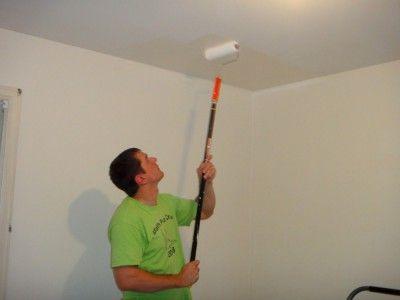 Фото - Як і якими фарбами фарбувати стелю