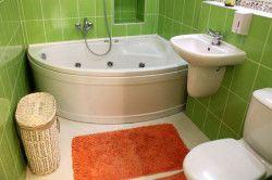 Оновлення ванної кімнати за допомогою яскравих елементів