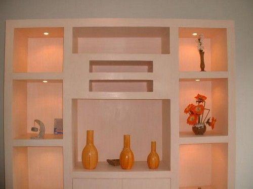 Фото - Як виготовити меблі для кухні з гіпсокартону?