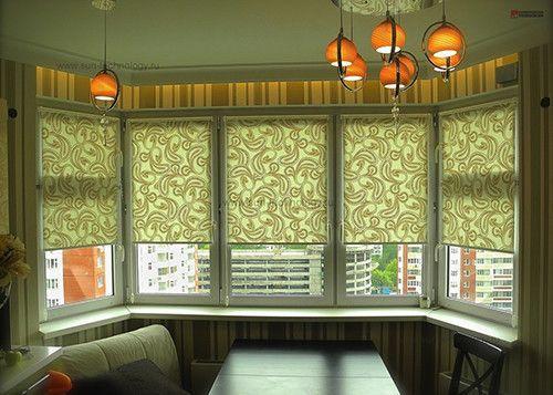 Фото - Як виготовити саморобні жалюзі на вікна?