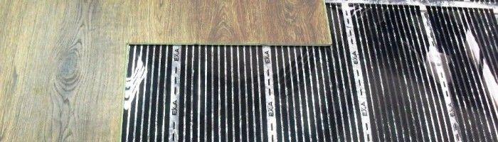Фото - Як класти інфрачервоний тепла підлога