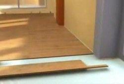 Фото - Як укласти ламінат в дверному отворі без дефектів?