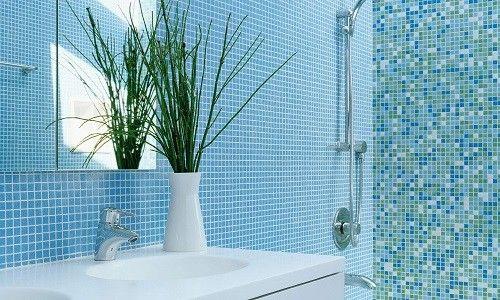 Фото - Як класти плитку мозаїку?