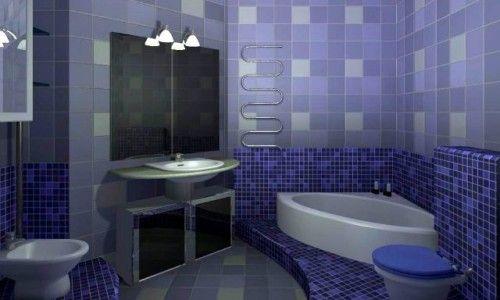 Фото - Як класти плитку у ванній: інструкція до застосування