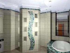 Фото - Як клеїти кахель у ванній кімнаті