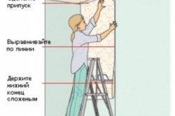 Самостійне обклеювання стін шпалерами