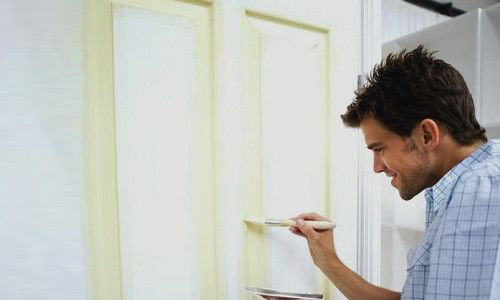 Фото - Як красиво і якісно пофарбувати двері міжкімнатні?