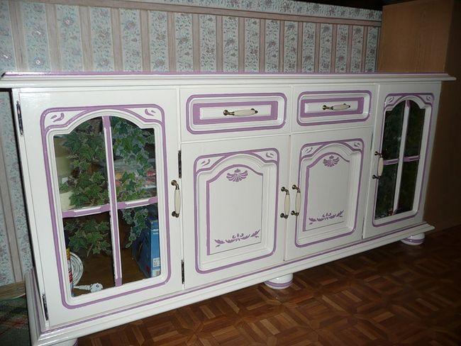 Фото - Як легко і недорого декорувати старі меблі?