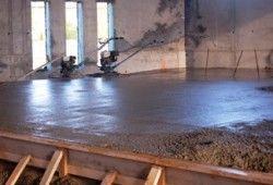 Фото - Як монтувати бетонні підлоги по грунту?