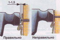 Схема кріплення сайдинга