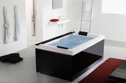 Дизайн невеликій ванній