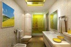 Ванна в стилі модерн