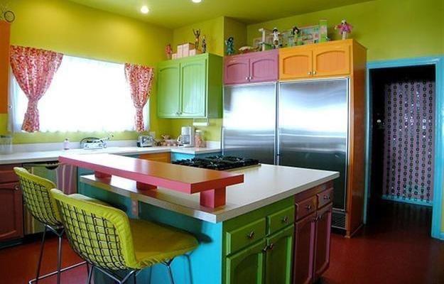 Фото - Як можна пофарбувати кухню правильно?