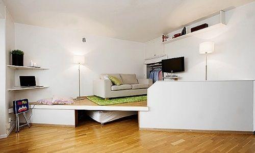 Фото - Як можна побудувати подіум в кімнаті: різновиди конструкції