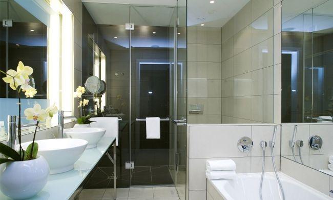 Дзеркала у ванній