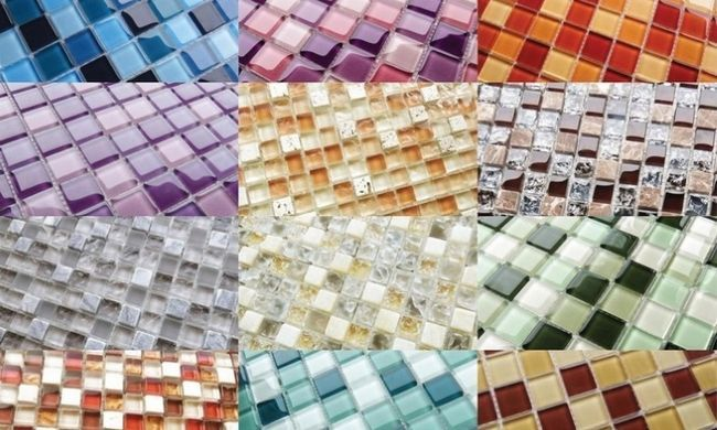 скляна мозаїка