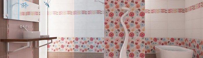 Фото - Як можна прикрасити ванну кімнату та який кахель вибрати для ванної?
