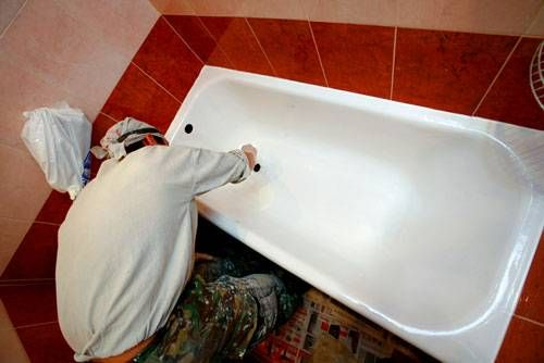 Фото - Як оновити стару ванну