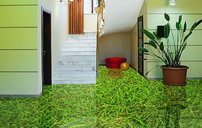 Наливна підлога 3D