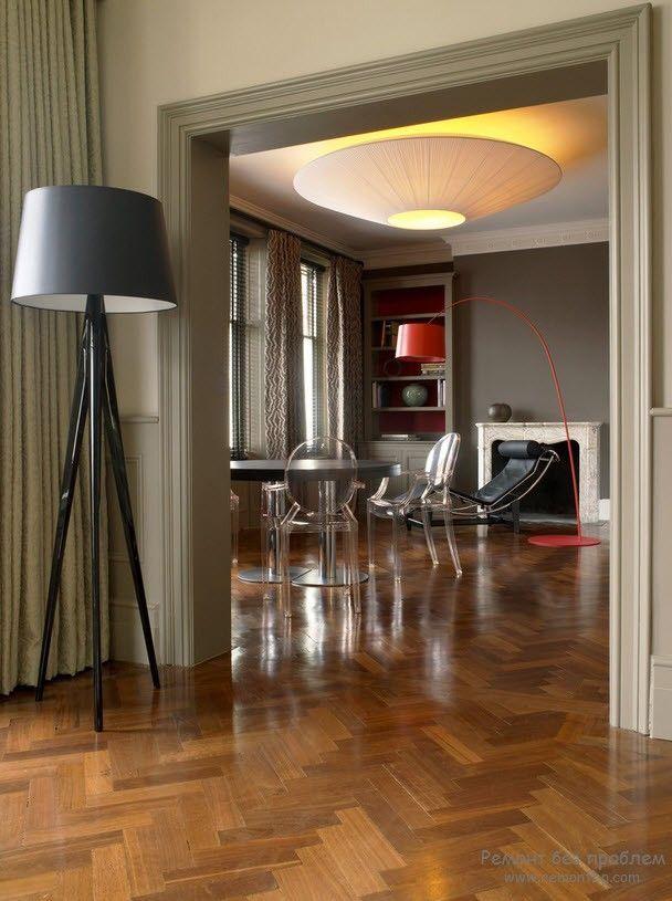 Фото - Підлогове покриття для кімнати