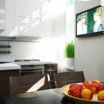 Фото - Пробкова підлога на кухні: види, плюси і мінуси