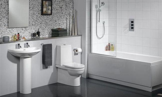 Як облаштувати невелику ванну кімнату?