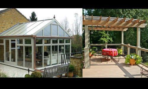 Фото - Як облаштувати терасу на присадибній ділянці