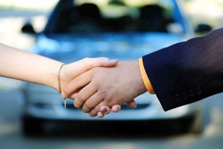 Укладення договору дарування на авто