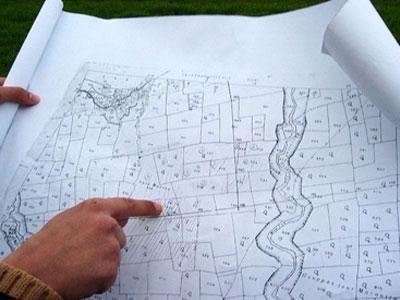 Кадастровий план території