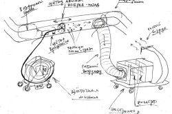 Схема роботи воздуховода