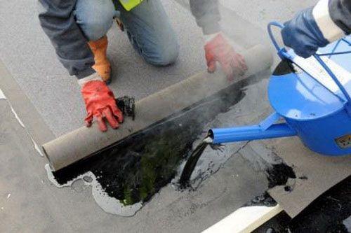 Фото - Як здійснити ремонт даху гаража своїми руками