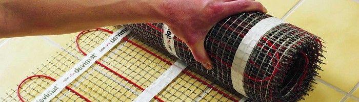 Фото - Як відремонтувати тепла підлога своїми силами?