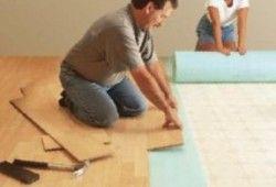 Фото - Як підготувати дощаті підлоги до укладання ламінату своїми руками?